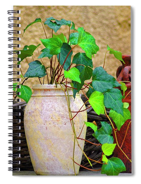 The Old Times Spiral Notebook