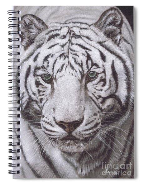 The Pale Hunter Spiral Notebook