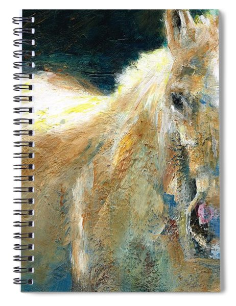 The Palomino Spiral Notebook