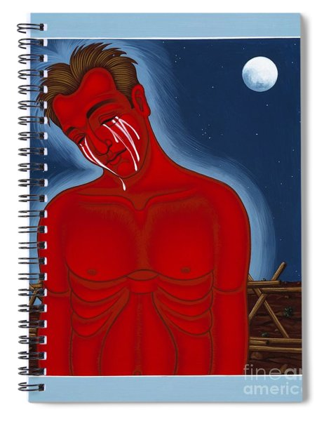 The Passion Of Matthew Shepard 096 Spiral Notebook