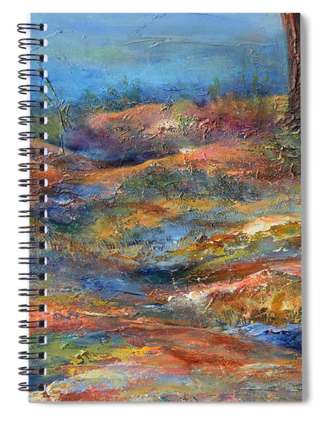 The Path 1 Spiral Notebook