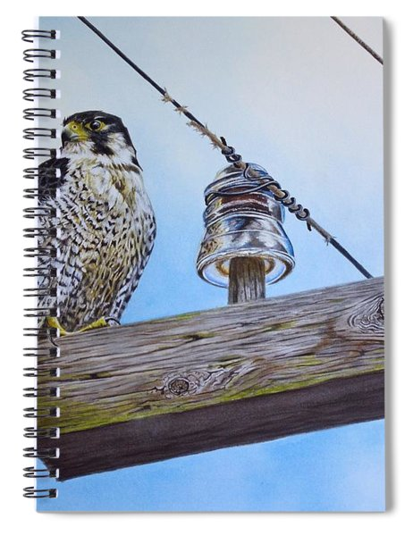 The Perfect Predator Spiral Notebook