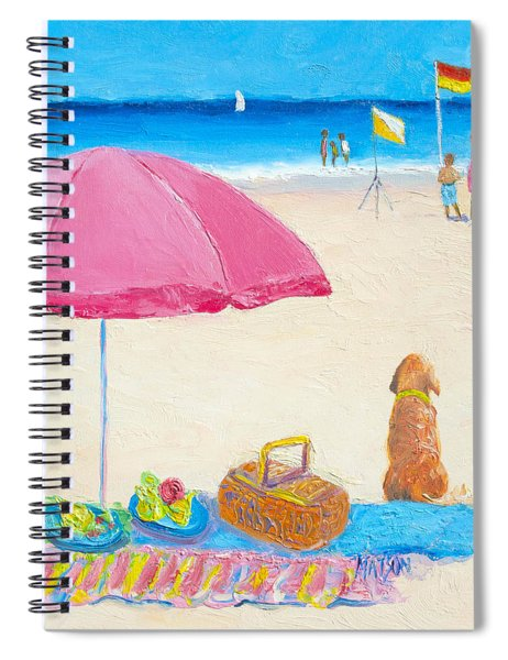The Picnic Spiral Notebook
