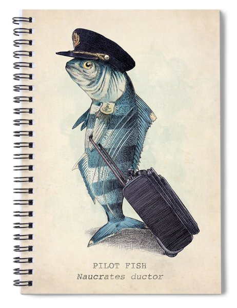 The Pilot Spiral Notebook by Eric Fan