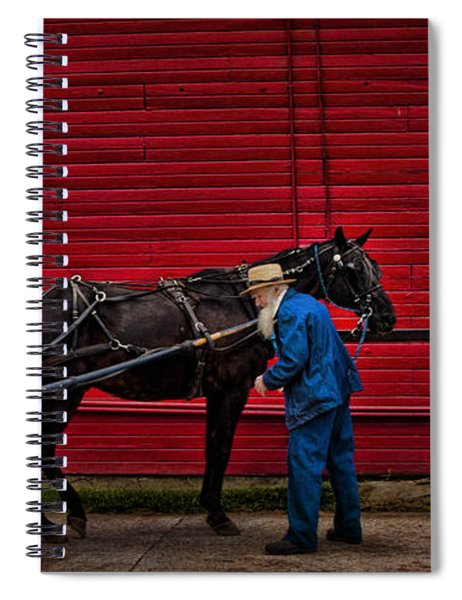 The Plain People Spiral Notebook