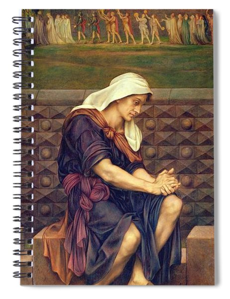 The Poor Man Who Saved The City Spiral Notebook