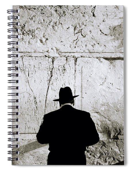 Inspirational Prayer Spiral Notebook