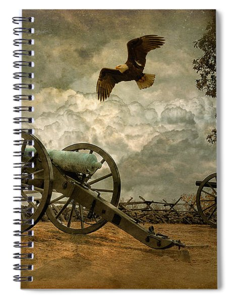 The Price Of Freedom Spiral Notebook