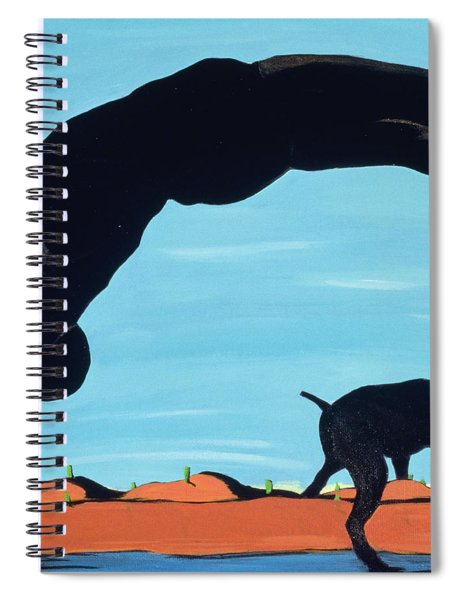 The Pride Of Chestertown, 2000 Spiral Notebook