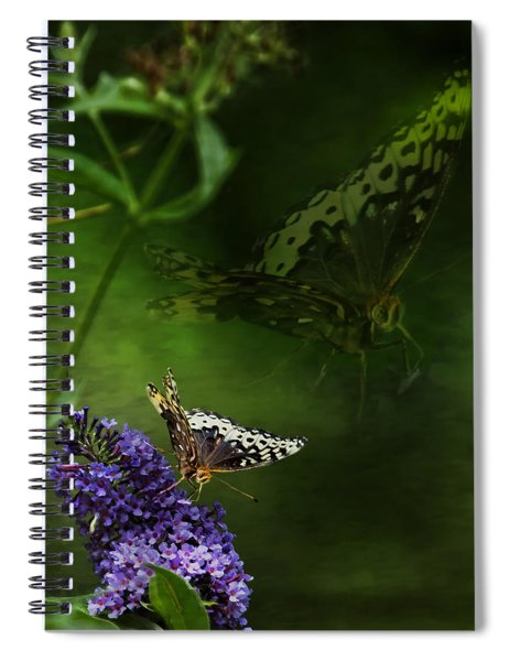 The Psyche Spiral Notebook