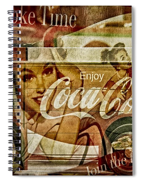 The Real Thing Spiral Notebook