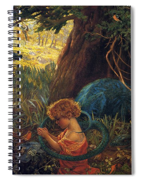 The Rescue Spiral Notebook