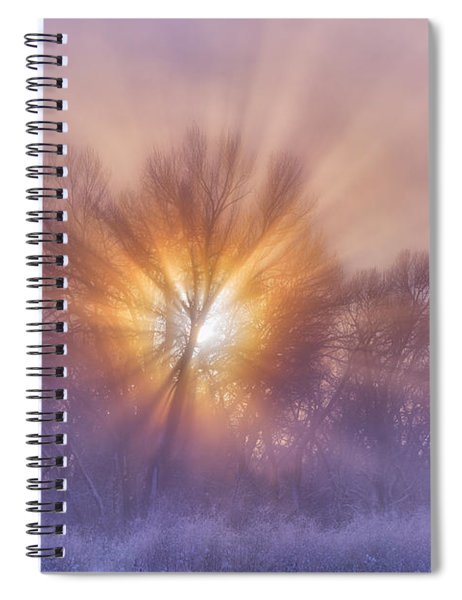 The Rising Spiral Notebook