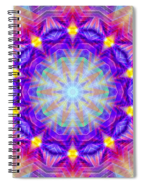 The Road To Source K1 Spiral Notebook