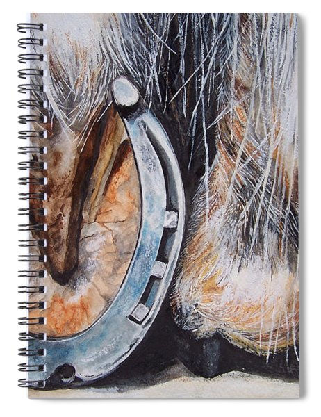 The Roadster Spiral Notebook
