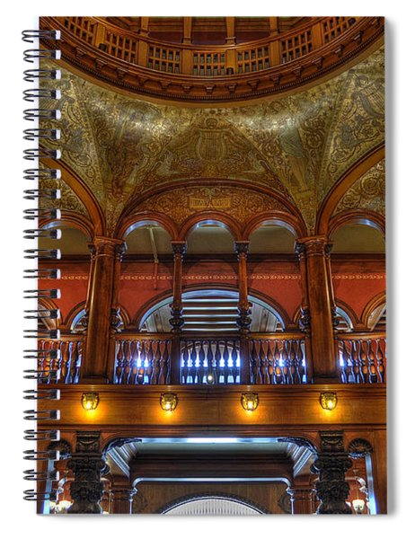 The Rotunda 2 Spiral Notebook