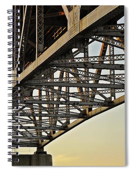 The Sagamore Bridge Spiral Notebook