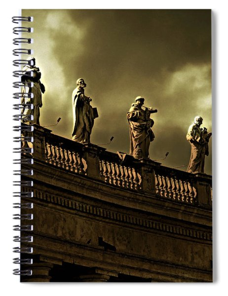 The Saints  Spiral Notebook