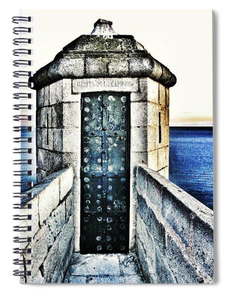 The Secret Door Spiral Notebook