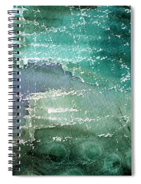 The Shallow End Spiral Notebook
