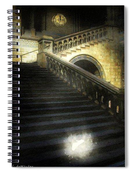 The Shoe Forgotten Spiral Notebook