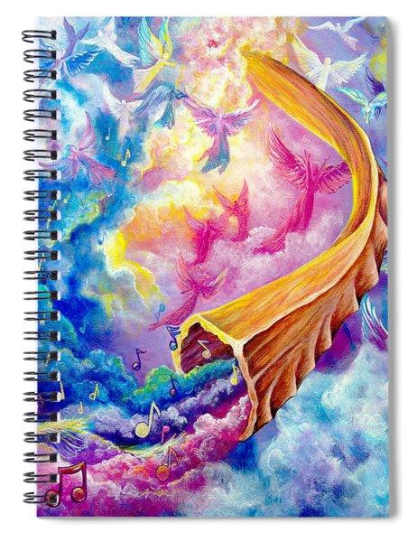 The Shofar Spiral Notebook