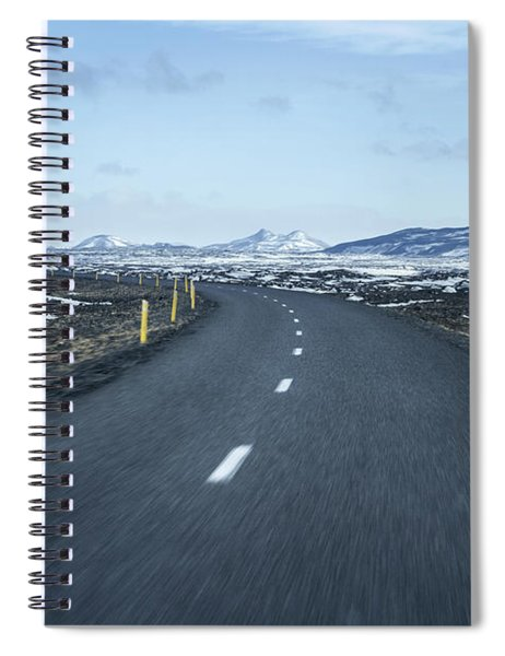 The Speed I Need Spiral Notebook