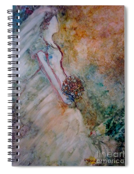 The Spirit And The Bride Spiral Notebook
