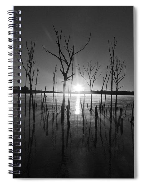 The Star Arrives Spiral Notebook