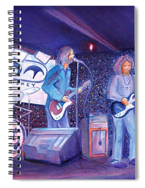The Steepwater Band Spiral Notebook
