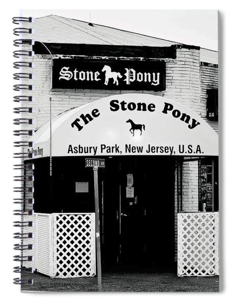 The Stone Pony Asbury Park Nj Spiral Notebook