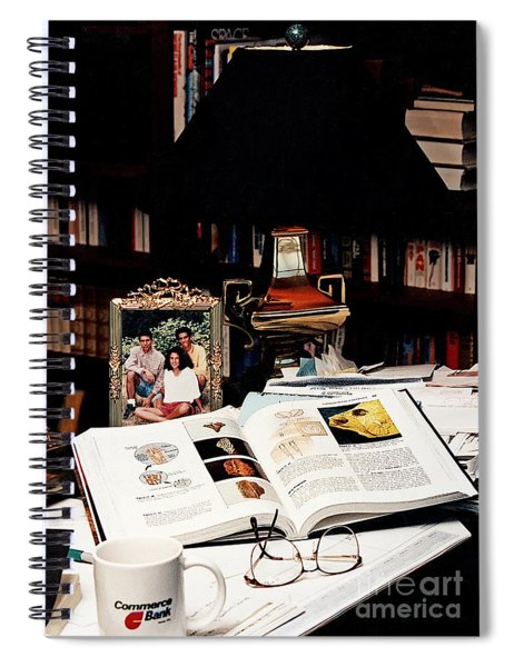 The Study Spiral Notebook