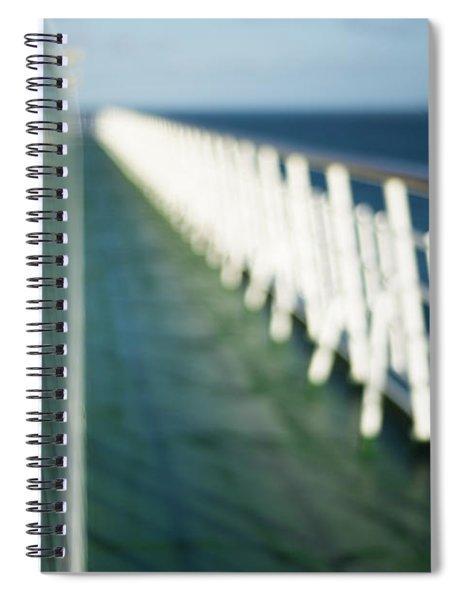 The Sun Deck Spiral Notebook