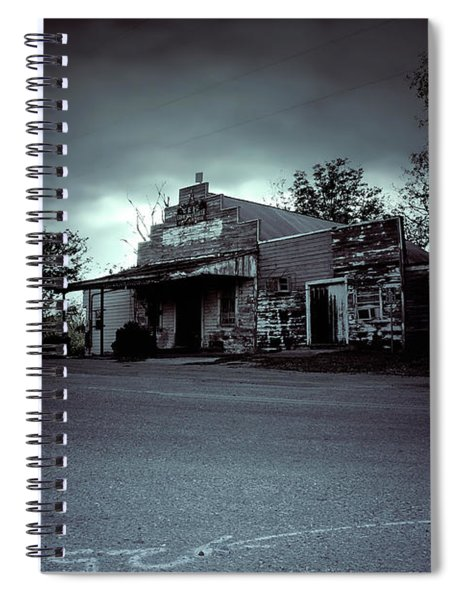 Tcm #10 - General Store  Spiral Notebook