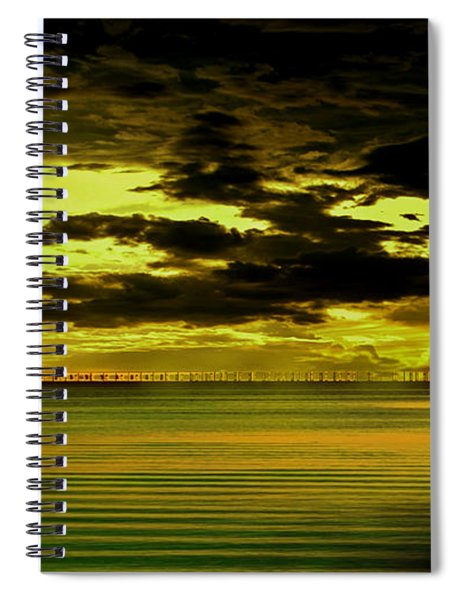 The Thinking Spot Spiral Notebook