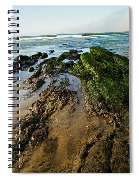 The Tide Gone Out Spiral Notebook