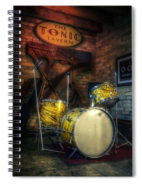 The Tonic Tavern Spiral Notebook