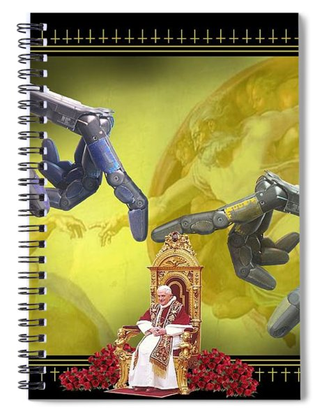 The Touch Spiral Notebook