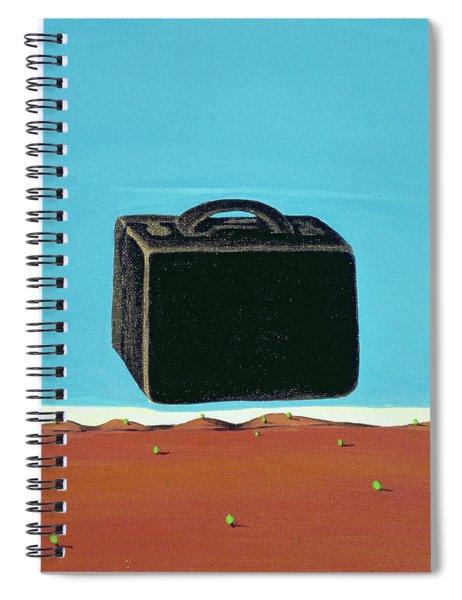 The Trip, 1999 Spiral Notebook