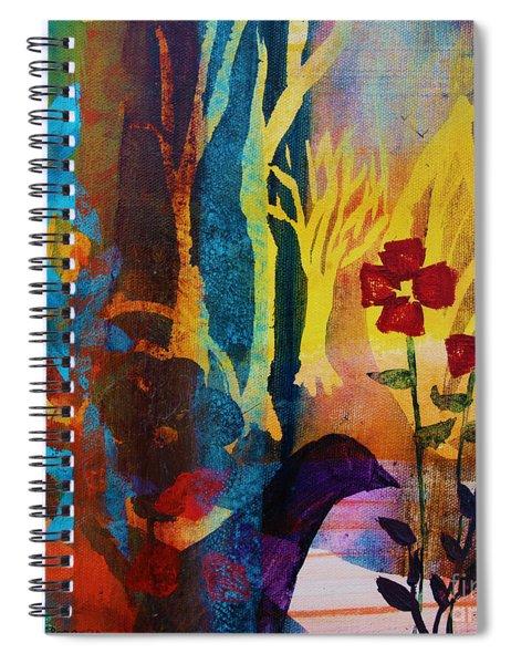 The Unforgettable Walk Spiral Notebook