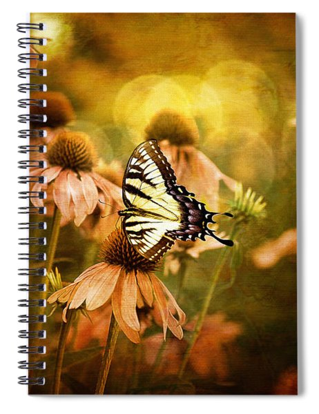 The Very Young At Heart Spiral Notebook