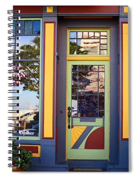 The Victorian Diner Spiral Notebook