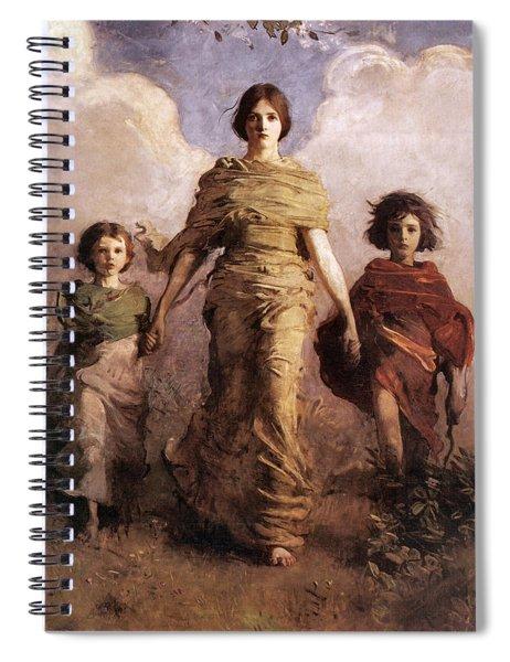The Virgin Spiral Notebook