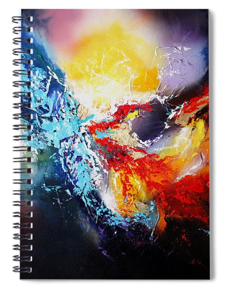 The Vortex Spiral Notebook