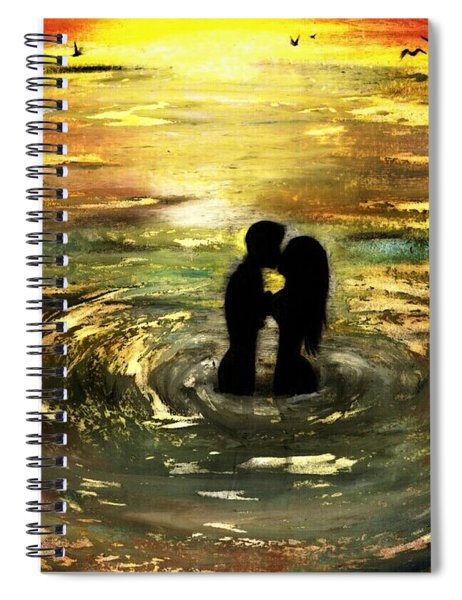The Vow Spiral Notebook