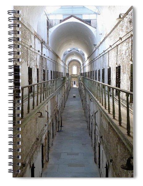 The Walk II Spiral Notebook