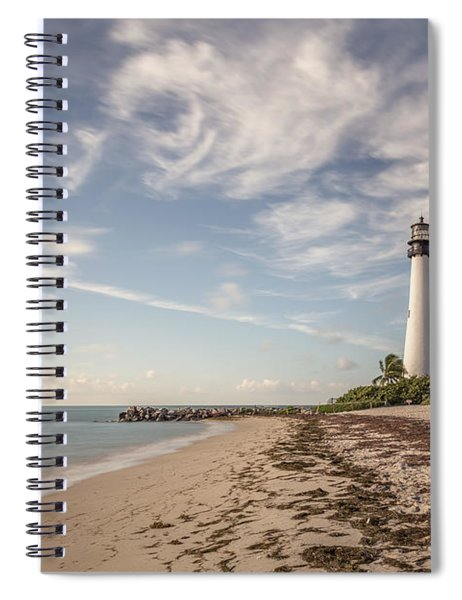 The Way Back Home Spiral Notebook