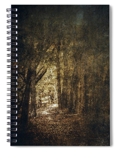 The Way Out Spiral Notebook