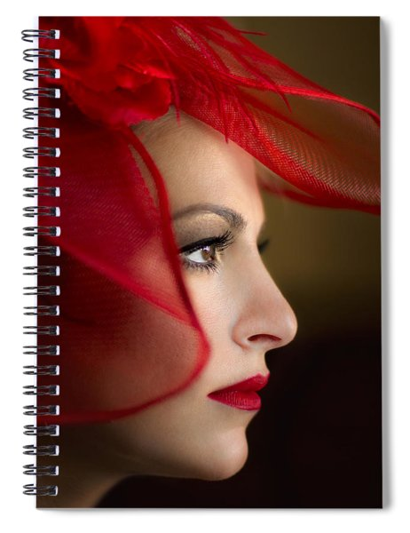 The Way You Look Tonight Spiral Notebook