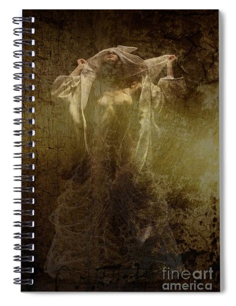 The Whisper Spiral Notebook